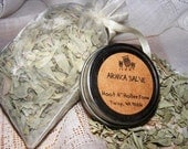Gift Pack with Sage Sachet and Arnica Salve