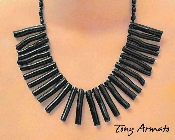 BLACK BAMBOO 'Art To Wear' with Free US Shipping