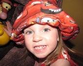 Lightning McQueen Sun Hat