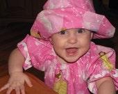 Pretty Pink Princess Hat