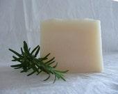Cedarwood, Rosemary and Jojoba Handmade Soap