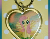 My Little Pony - Friendship is Magic Fluttershy Keychain