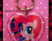 My Little Pony - Friendship is Magic Pinkie Pie 2 Keychain