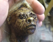 Shrunken Head Replica for your rear view mirror