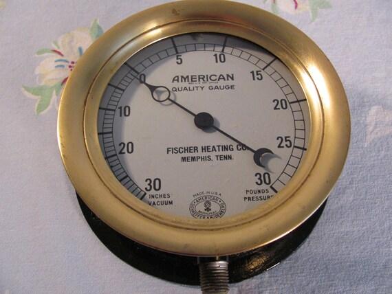 Industrial American Pressure Gauge Memphis TN