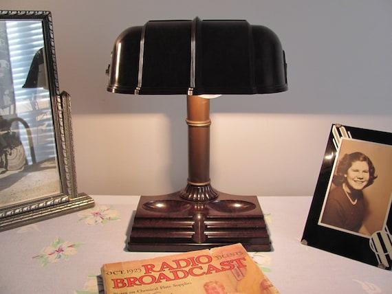 Bakelite Desk Lamp