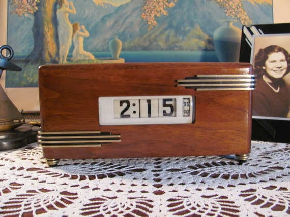 Lawson Clock KEM Weber - Model 215 Sierra