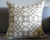 Designer Fabric, Windsor-Smith Decorative Pillow Cover 22 X 22 INCH