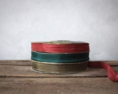 Vintage Seam Binding : Corduroy Collection