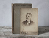 The Man Nobody Knows, Vintage Book & Cabinet Card