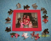 Personalized, Custom Wooden Puzzles