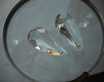 Vintage Swarovski Austrian Crystal Pendants