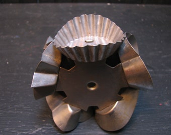 West Germany Rolling Cookie Cutter HEART
