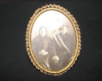 German Pinchbeck Frame ca 1840