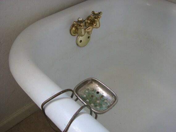 Antique Claw Foot Tub Soap Dish