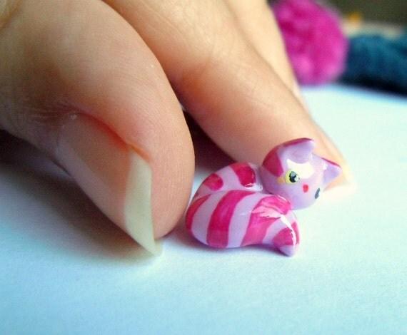 Tiny Cheshire cat