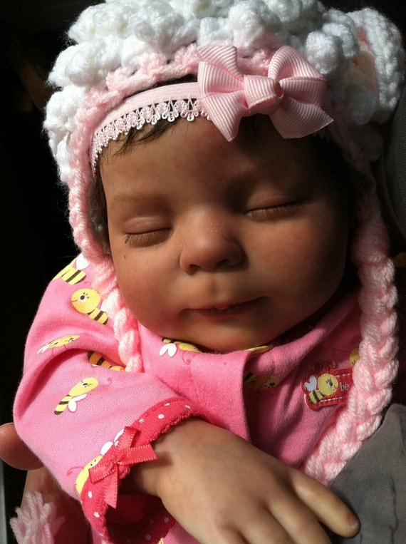 HALF DEPOSIT for Your Very Own Custom Made Reborn Baby Doll Newborn or Preemie Boy or Girl 1/2 Deposit