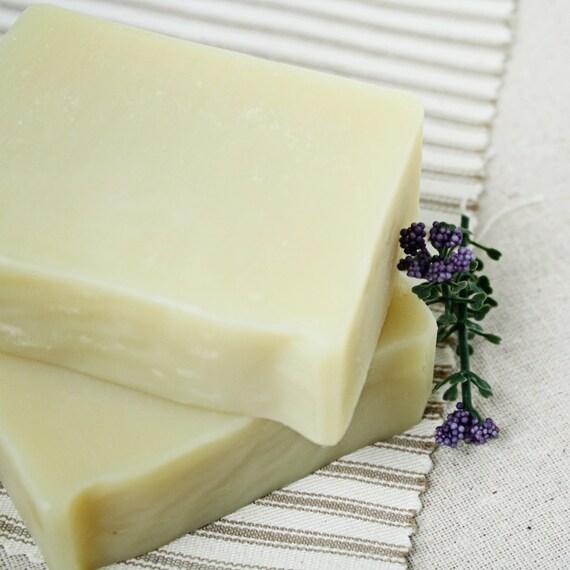Sweet Bliss - Lavender, Sweet Orange & Patchouli  Cold Process Soap - Olive Oil Soap Bar - Vegan Handmade Soap - Fragrant Bar Soap