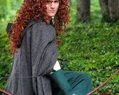 Gorgeous Adult Merida Cape from Brave