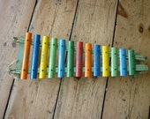Lovely Old Xylophone