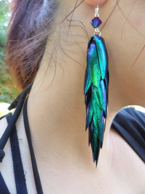 Jeweled Mermaid Tail