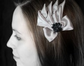 SALE 50% OFF... One of a kind, Headband / hair bow