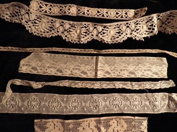 REDUCED 20% Cotton Lace Variety Pack