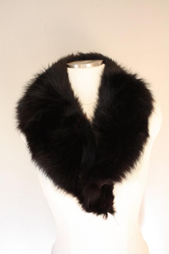 Vintage Atrous Fox Fur Collar