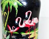 Flamingo Tin George W Horner