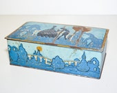 1920s Canco Candy Tin