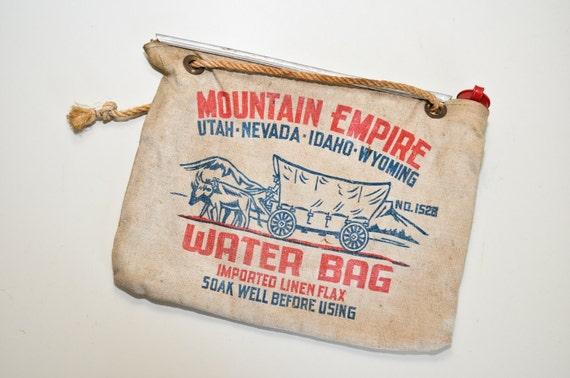 Mountain Empire Water Bag
