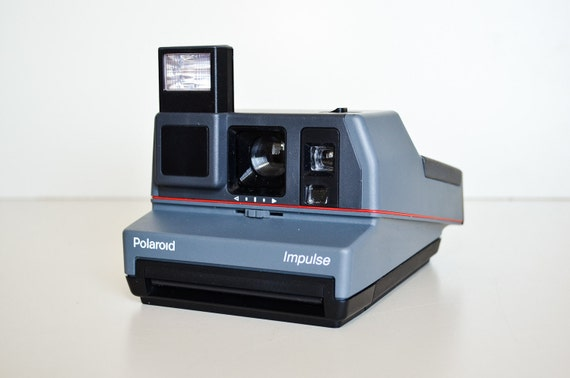 Polaroid Camera Impulse