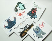 Holiday Card Set