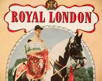 Royal London booklet 1950s Britain
