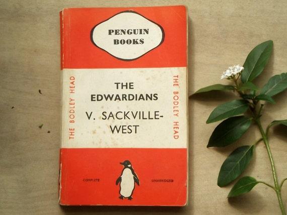 Orange penguin book The Edwardians by V. Sackville-West