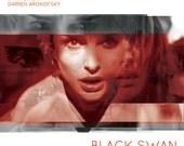 Black Swan Film Poster v2