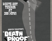 Death Proof Film Poster