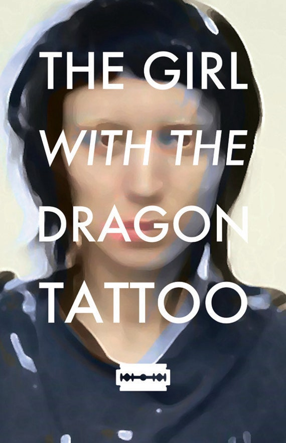Girl with the Dragon Tattoo Film Poster v1