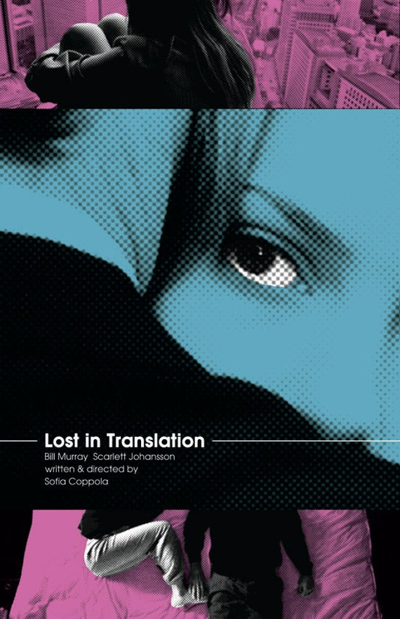 Lost in Translation Film Poster