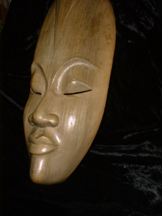 Indonesian PEACE Goddess Mask