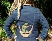 terrapin denim jacket