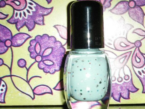 Bedazzleberry - Hand mixed Nail Polish