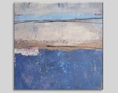 Large Modern Abstract Art. Made To Order At Any Size. Great Texture Modern Abstract Wall Art