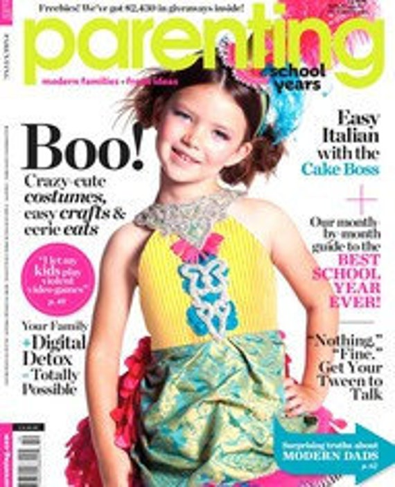 Featured on the cover of Parenting Magazine: School Years,Tight Rope Walker Costume, Dress up, Circus Costume, Circus Performer
