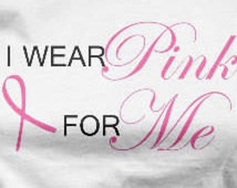 Breast Cancer Awareness women custom shirt