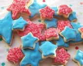 Star Sugar Cookies - 4 Dozen
