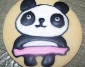 Panda cookies - 1 Dozen