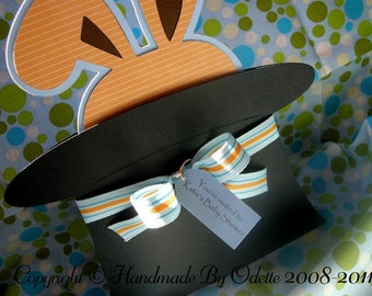 Magic Hat Invitations
