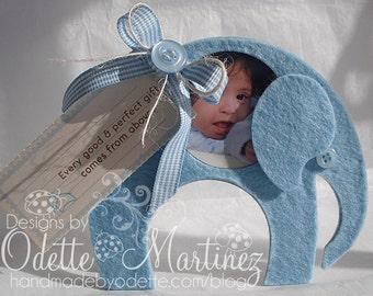 Baby Elephant Souvenir