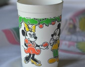 Minnie mouse child's juice cup